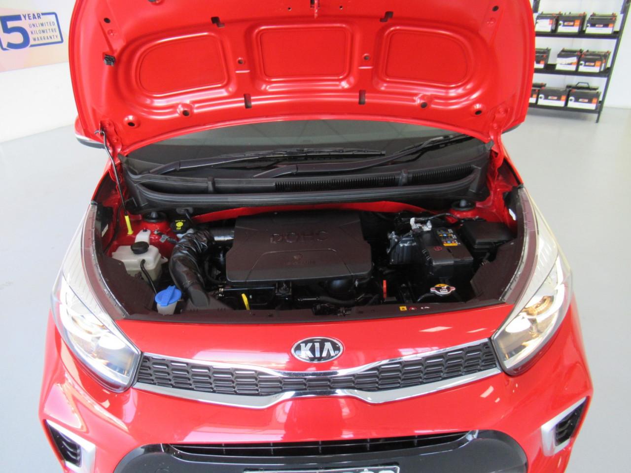 2018 MY19 Kia Picanto JA GT-Line Hatchback Image 31