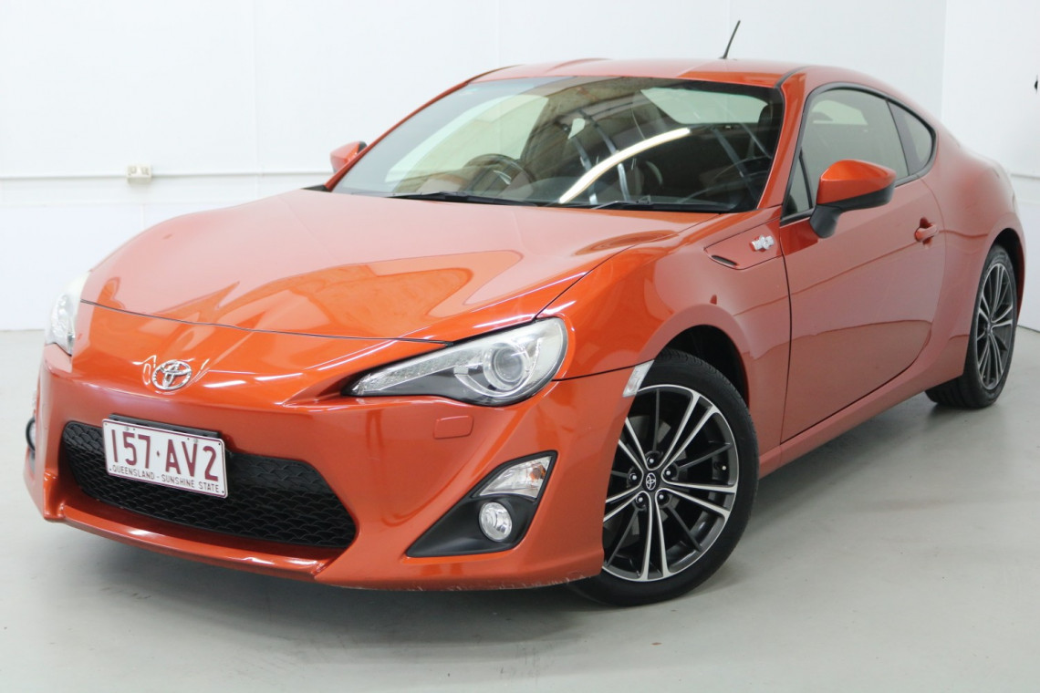 2012 Toyota 86 ZN6 GTS Coupe Image 1