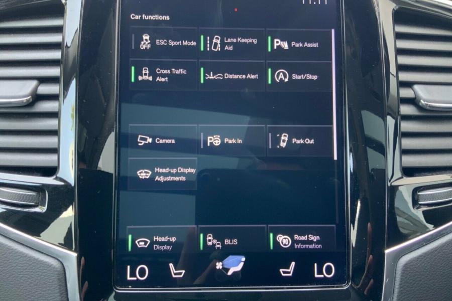2018 MY19 Volvo XC90 256 MY19 D5 Inscription (AWD) Suv Mobile Image 14