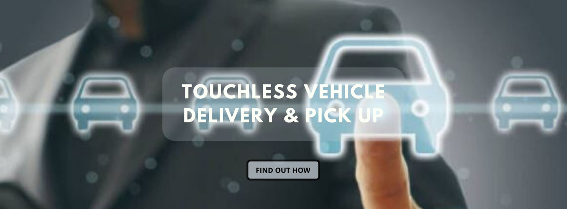 Alpine Motor Group has touchless vehicle delivery and pick up