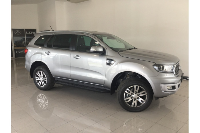 2021 MY20.25 Ford Everest UA II Trend 4WD Suv