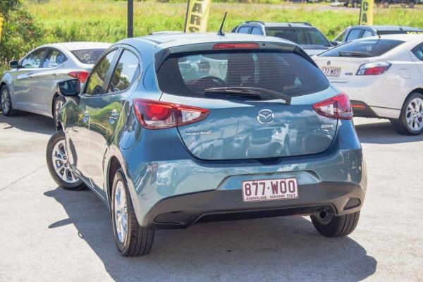2016 Mazda 2 DJ MY16 Maxx Hatchback