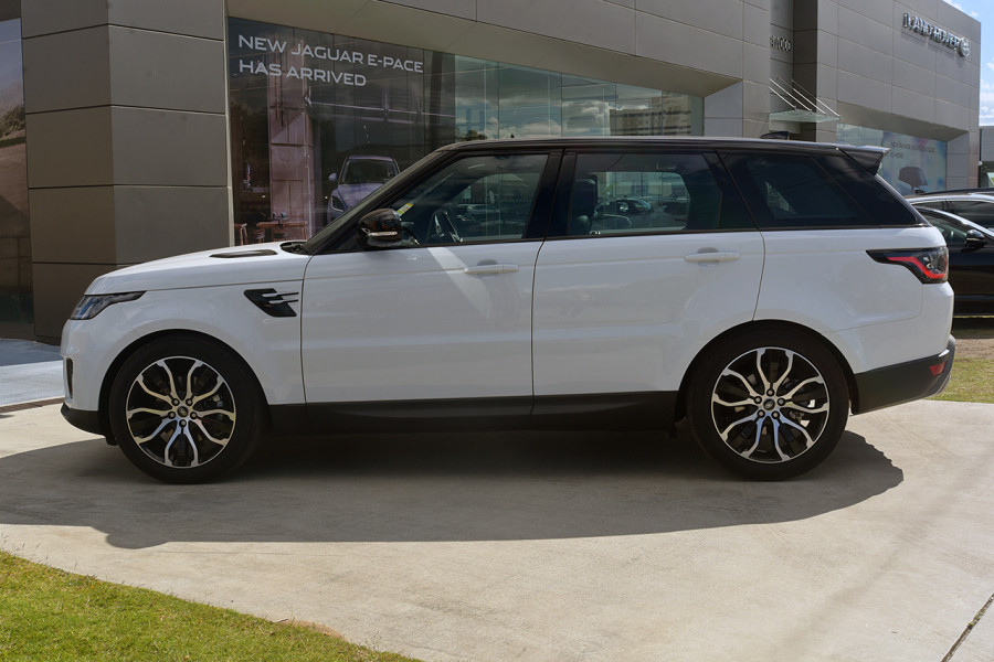 2018 MY19.5 Land Rover Range Rover Sport L494 SE Suv Mobile Image 7
