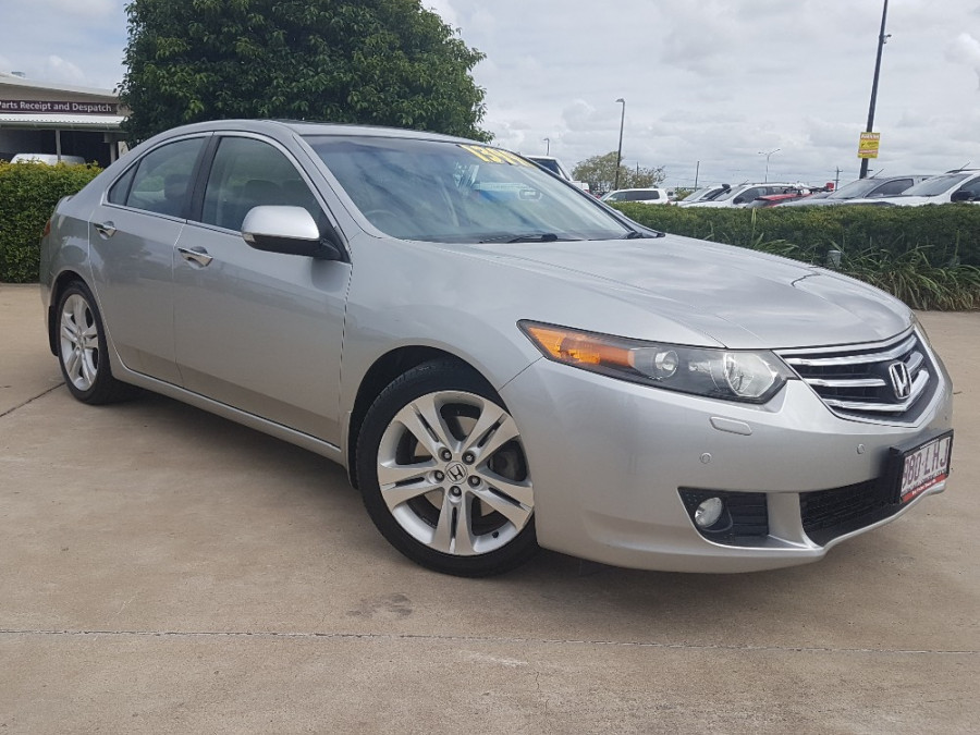 2008 Honda Accord Euro CU Sedan