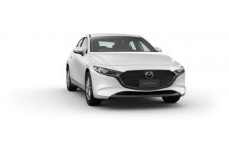 2020 MY21 Mazda 3 BP G20 Pure Hatchback Image 5