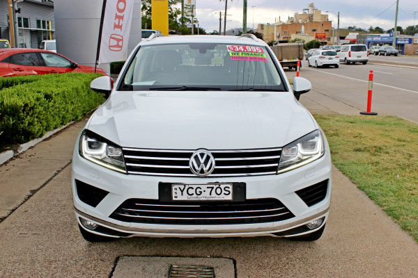 2015 Volkswagen Touareg 7P 150TDI Suv Image 3