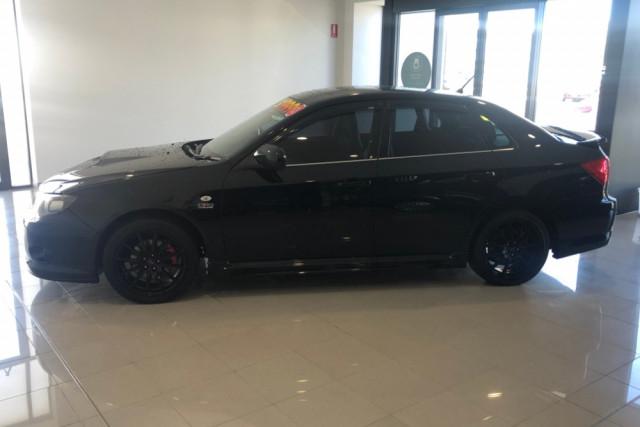 2010 Subaru Impreza WRX Club Spec 10