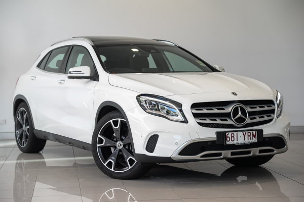 Mercedes-Benz Gla250 X156