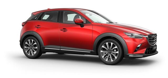 2020 MY0  Mazda CX-3 DK sTouring Suv Mobile Image 8