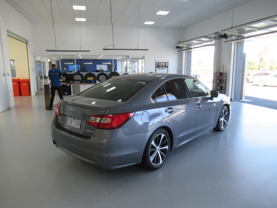 2016 Subaru Liberty 6GEN 2.5i Sedan Image 6