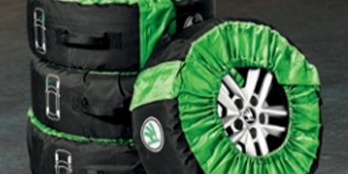 Complete set of wheel covers