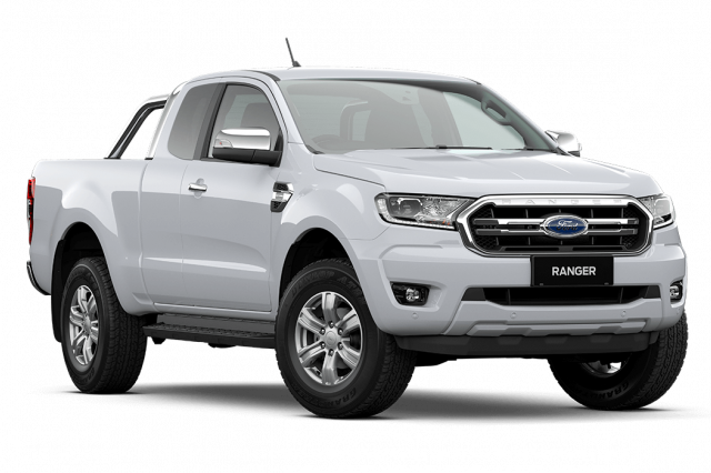 2020 MY20.75 Ford Ranger PX MkIII XLT Super Cab Utility