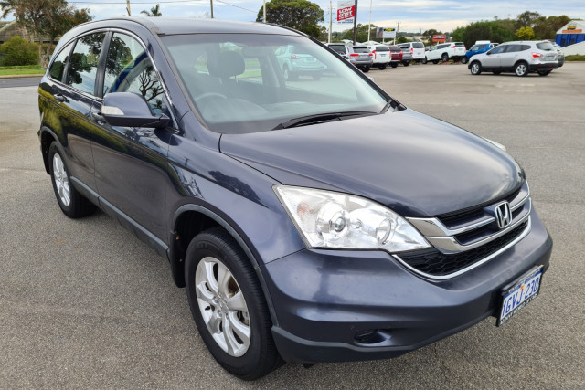 2012 MY11 Honda CR-V RE  Suv Image 3