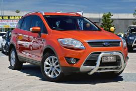 Ford Kuga Wagon TE