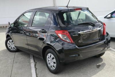 2014 Toyota Yaris NCP130R YR Hatchback Image 3