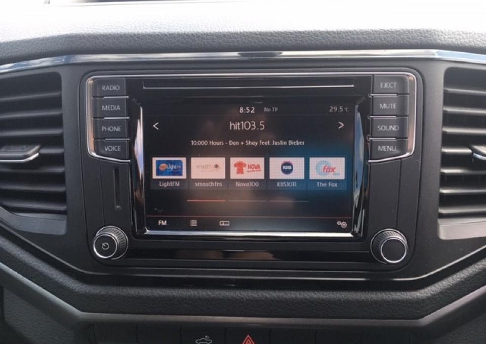 2016 MY17 Volkswagen Amarok 2H  TDI420 TDI420 - Core Utility - dual cab