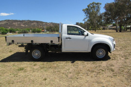 2019 Isuzu UTE D-MAX SX Single Cab Chassis High-Ride 4x2 Cab chassis Mobile Image 3
