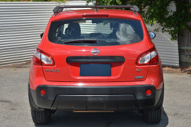 2011 Nissan DUALIS J10 SERIES II MY2010 ST Hatchback image 3