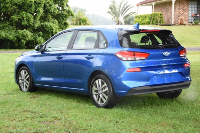 2017 MY18 Hyundai i30 PD Active Hatch Image 4