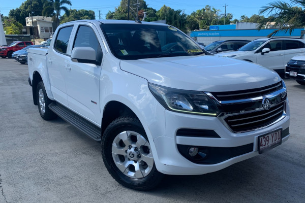 2017 Holden Colorado Utility