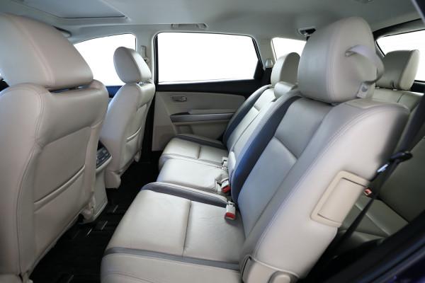 2012 Mazda CX-9 TB10A4 MY12 Luxury Suv Image 4