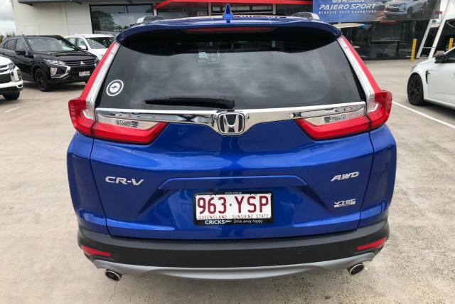 2019 Honda CR-V RW  VTi-S Suv Image 5