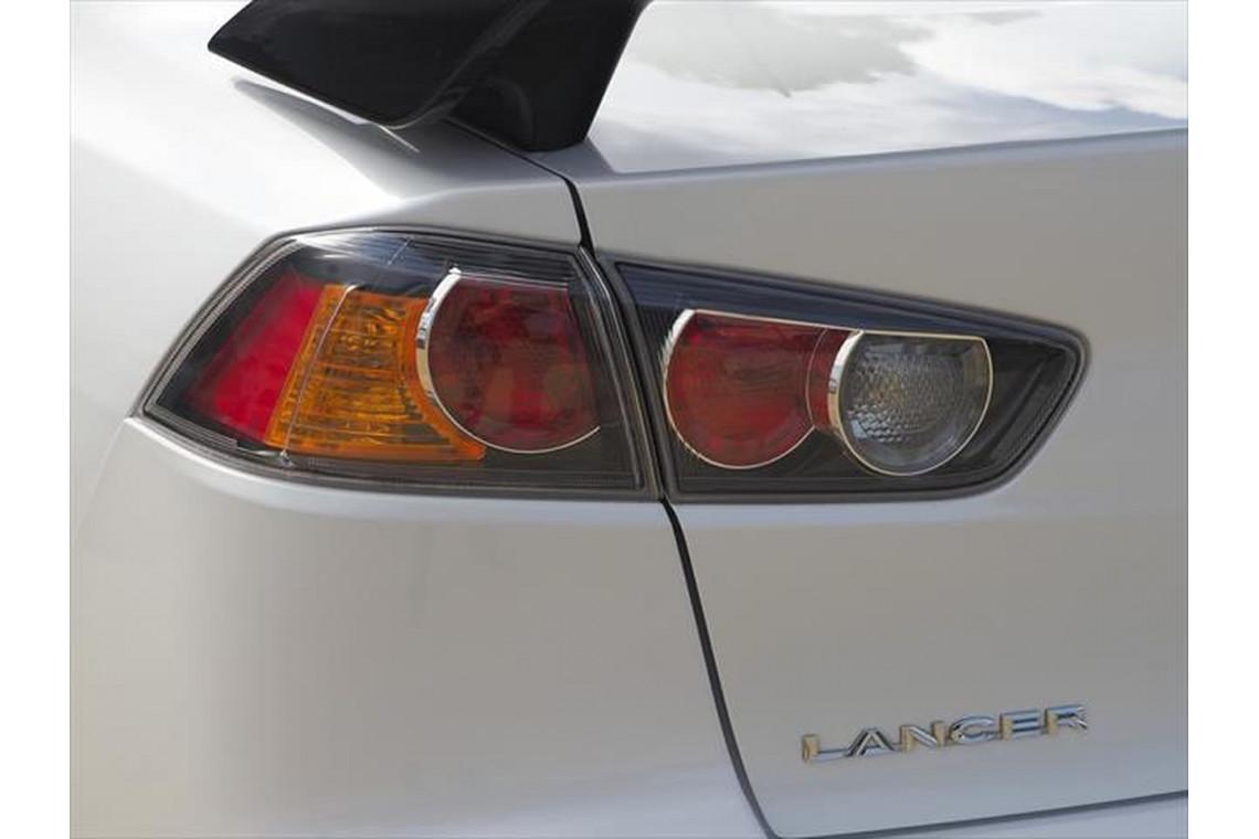 2017 Mitsubishi Lancer CF MY17 Black Edition Sedan