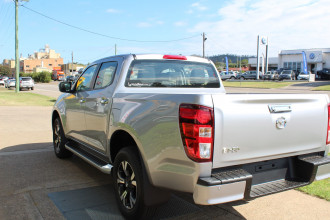 2020 Mazda BT-50 TF XTR 4x4 Dual Cab Pickup Cab chassis Image 2