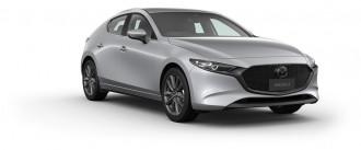 2021 Mazda 3 BP G25 Evolve Hatchback image 6