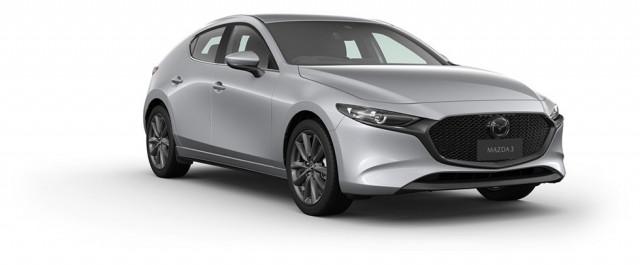 2021 Mazda 3 BP G25 Evolve Hatchback Mobile Image 6