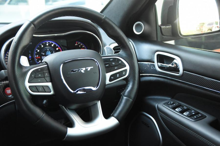 2019 Chrysler Grand Cherokee SRT 4x4 6.4L 8Spd Auto Wagon Image 9