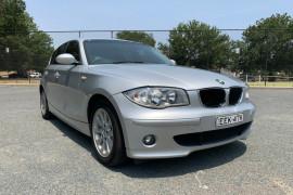 2006 BMW 1 Series E87 118i Hatchback Mobile Image 7