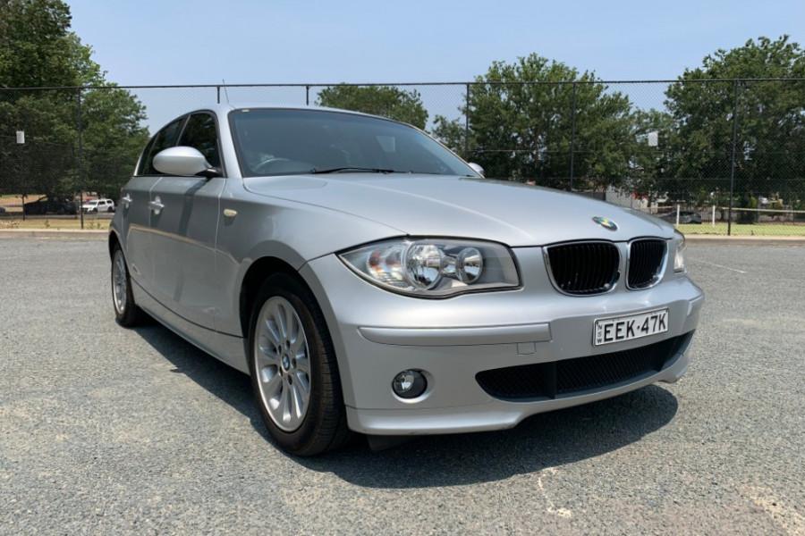 2006 BMW 1 Series E87 118i Hatchback