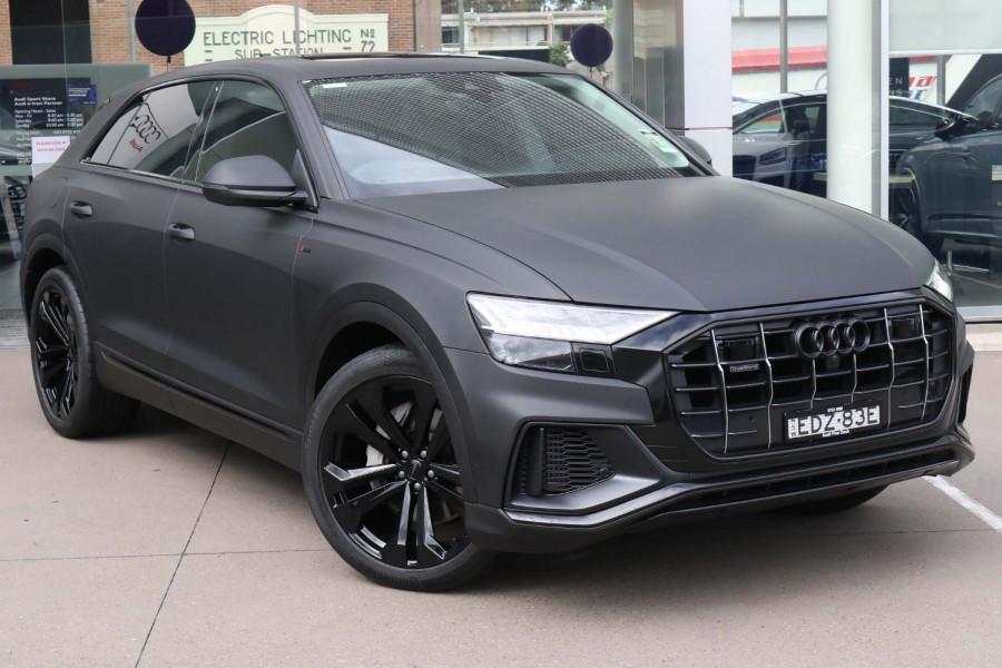 2019 Audi Q8 TFSI