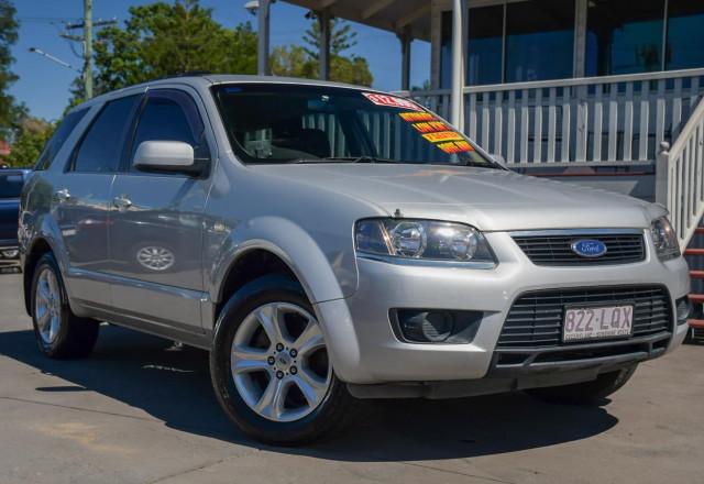 2009 Ford Territory SY MKII TS Wagon