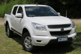 Holden Colorado LX RG