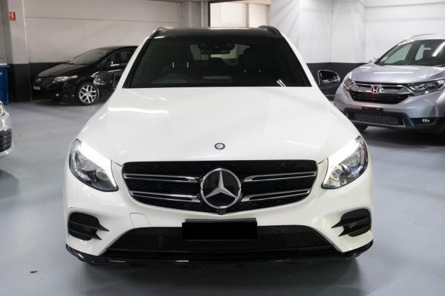 2016 MY07 Mercedes-Benz Glc-class X253  GLC250 d Wagon Image 3