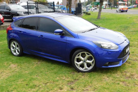 Ford Focus ST LW MKII Turbo