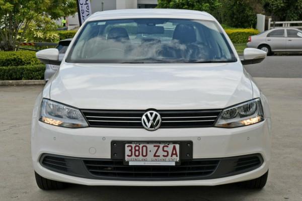 2011 MY12 Volkswagen Jetta 1B MY12 103TDI DSG Comfortline Sedan