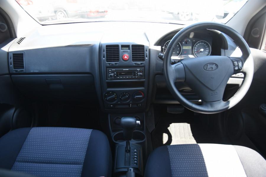 2009 Hyundai Getz TB MY09 SX Hatchback Image 8