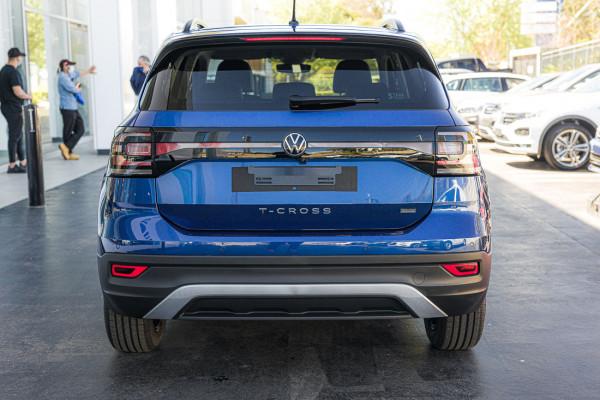 2021 Volkswagen T-Cross CityLife Black 1.0L T/P 7Spd DSG Wagon Image 5