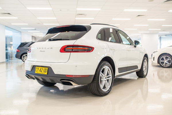 2018 Porsche Macan 95B  Suv