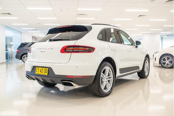 2018 Porsche Macan 95B  Suv Image 4