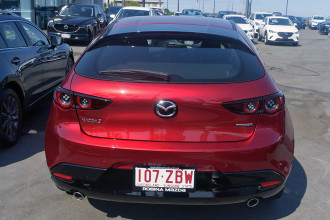 2019 Mazda 3 BP G25 Evolve Hatch Hatchback Image 4