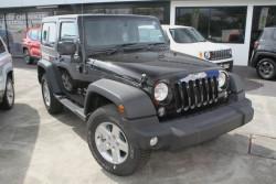 Jeep Wrangler Sport (4x4) JK
