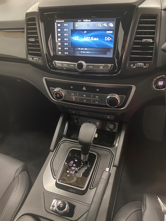 2020 MY20.5 SsangYong Musso Q200 Ultimate Utility Image 8