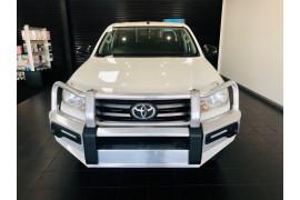 2017 Toyota HiLux GUN126R SR Utility Image 2