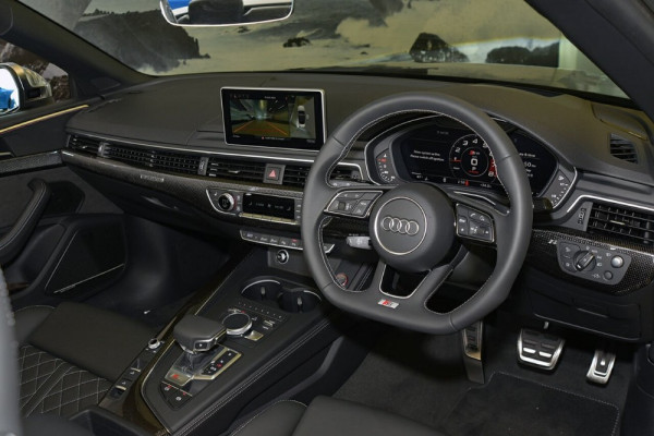 2018 MY19 Audi S5 Cabriolet
