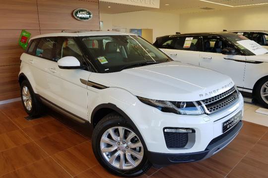 Land Rover Evoque 18