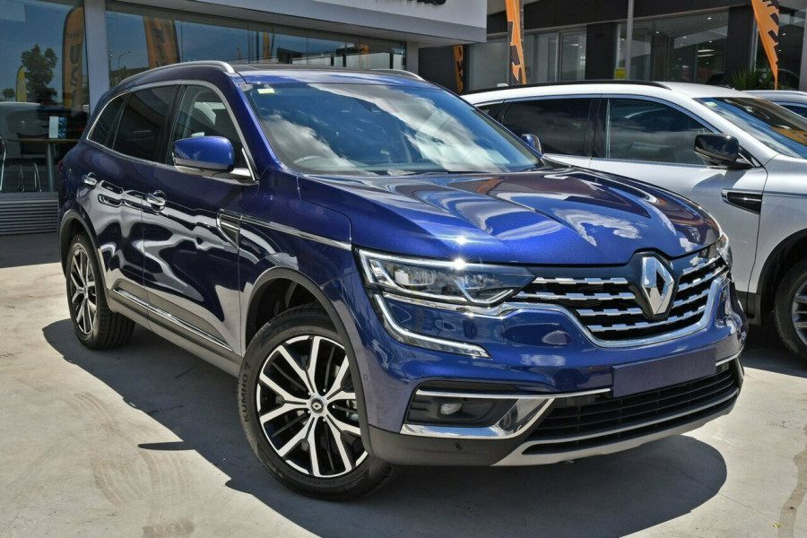 2021 MY18 Renault Koleos HZG MY21 S Edition Suv